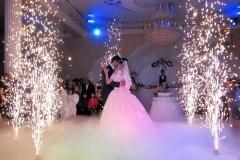 Важкий дим на весілля замовити