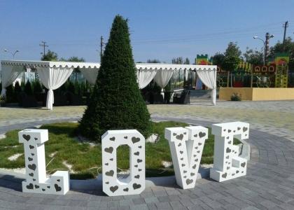 LED літери LOVE