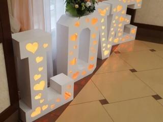 LED літери